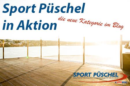 Titelbild Sport Püschel in Aktion