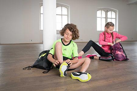 Sportkleidung für Kinder Polyester