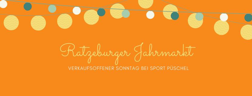 Ratzeburger Jahrmarkt 2017
